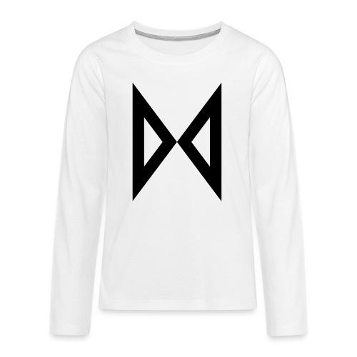 M - Teenagers' Premium Longsleeve Shirt