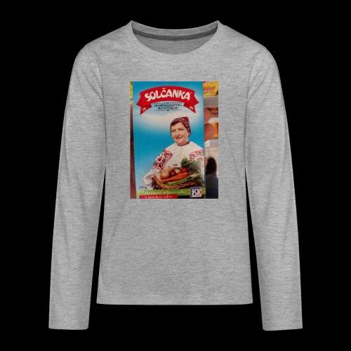 Babushka's fines - Teenagers' Premium Longsleeve Shirt