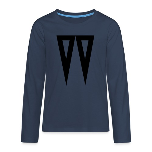 W - Teenagers' Premium Longsleeve Shirt