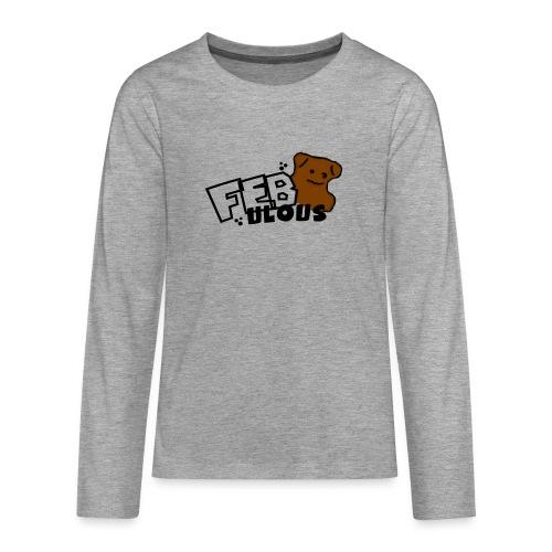 SOGailjaja - Teenagers' Premium Longsleeve Shirt