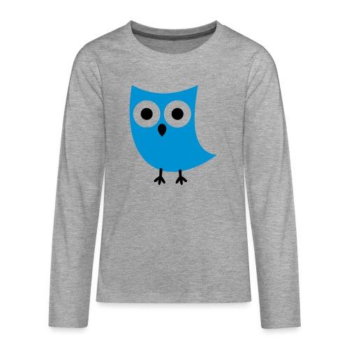 Uiltje - Teenager Premium shirt met lange mouwen