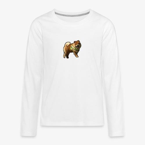 Bear - Teenagers' Premium Longsleeve Shirt