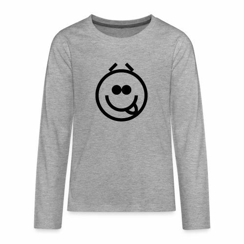 EMOJI 20 - T-shirt manches longues Premium Ado