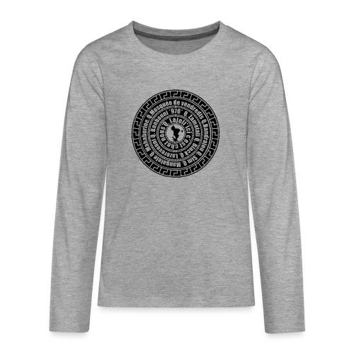WENKA 4 - T-shirt manches longues Premium Ado