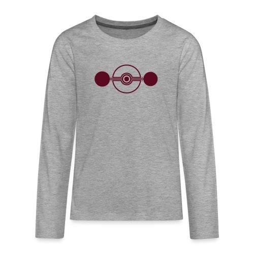 Cropcircle - Kornkreis Cooksplantation - Teenager Premium Langarmshirt
