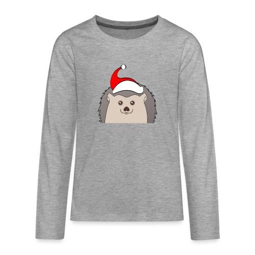 Weihnachts Hed - Teenager Premium Langarmshirt