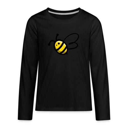 Bee b. Bee - Teenagers' Premium Longsleeve Shirt