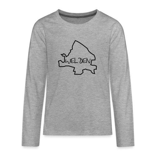 Welden-Area - Teenager Premium Langarmshirt