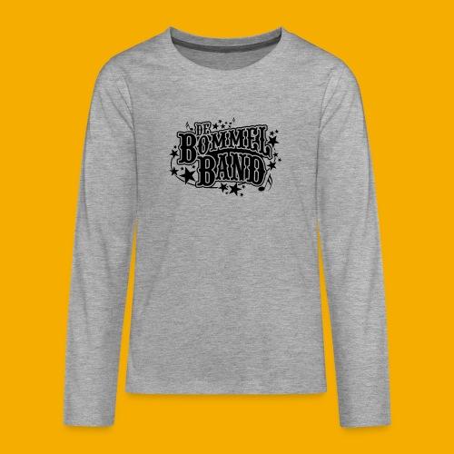 bb logo - Teenager Premium shirt met lange mouwen