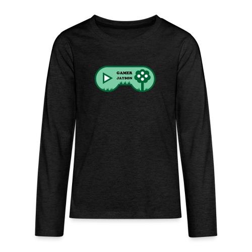 Joueur Jayson - T-shirt manches longues Premium Ado
