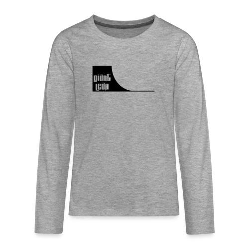 quartepipe - Teenager Premium Langarmshirt