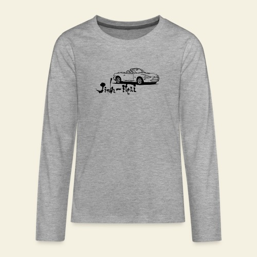 mx5 nb - Teenager premium T-shirt med lange ærmer