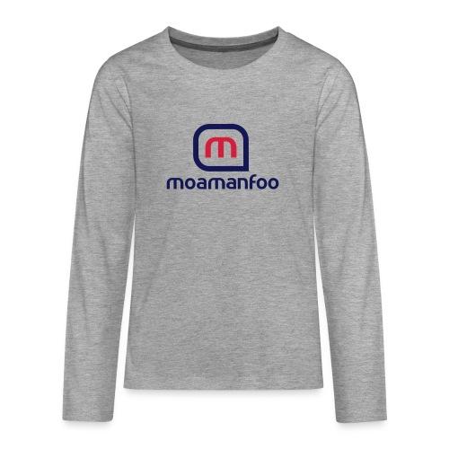 Moamanfoo - T-shirt manches longues Premium Ado