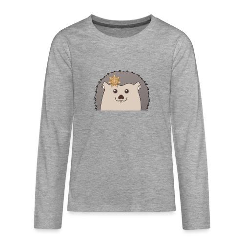 Hed ginger - Teenager Premium Langarmshirt