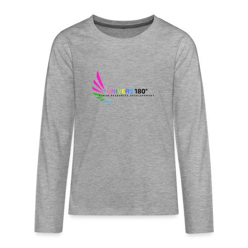 Univers 180° - Teenager Premium Langarmshirt