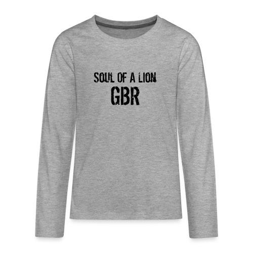 gbuwh3 - Teenagers' Premium Longsleeve Shirt
