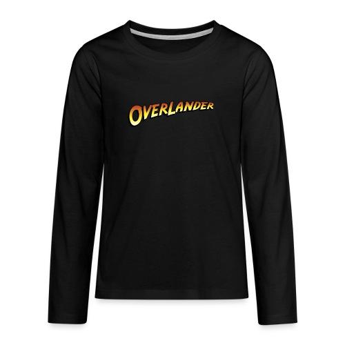Overlander - Autonaut.com - Teenagers' Premium Longsleeve Shirt