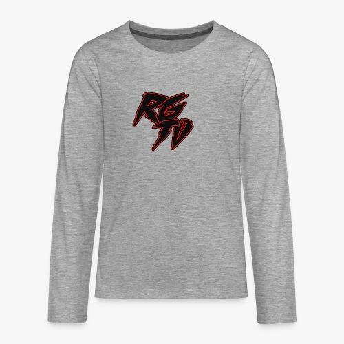 RGTV 2 - Teenagers' Premium Longsleeve Shirt