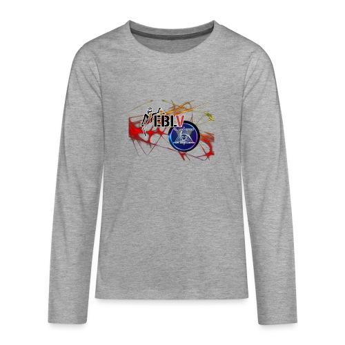 FUSION LOGOS 2 - Teenagers' Premium Longsleeve Shirt