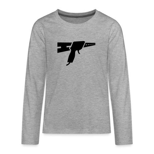 Slot Wars Logo - Teenager Premium Langarmshirt