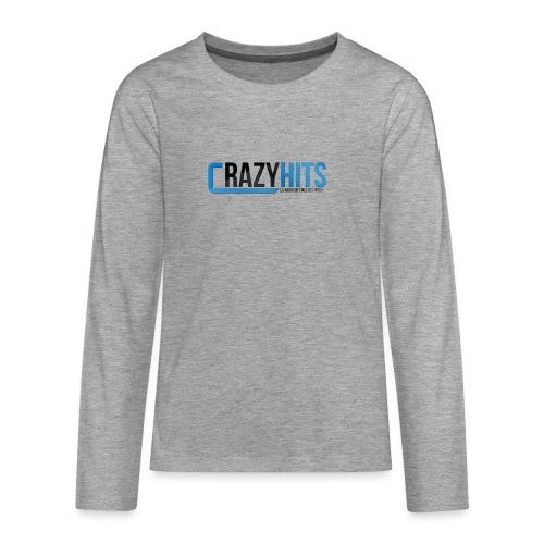 CrazyHIT - T-shirt manches longues Premium Ado