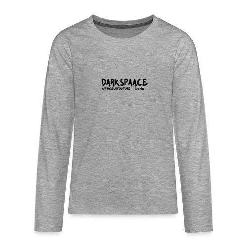 Habits & Accésoire - Private Membre DarkSpaace - T-shirt manches longues Premium Ado