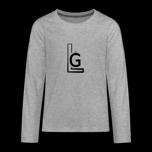 LegendgamingNL - Teenager Premium shirt met lange mouwen