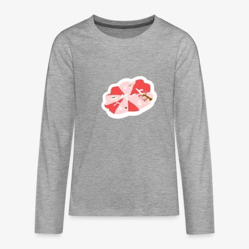 skootix japan - T-shirt manches longues Premium Ado