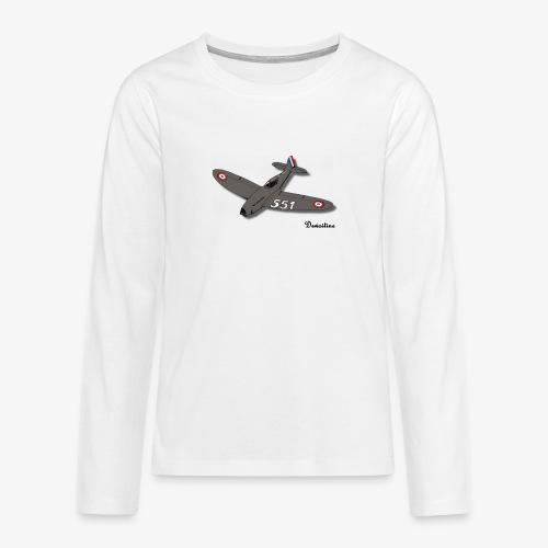 D551 - T-shirt manches longues Premium Ado