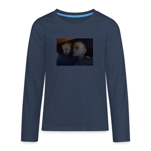 1514916139819832254839 - Teenagers' Premium Longsleeve Shirt