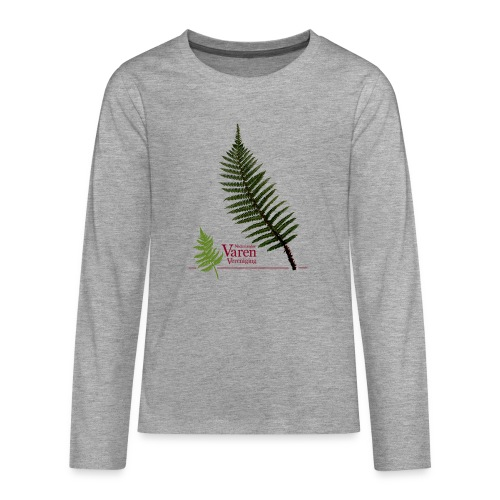 Polyblepharum - Teenager Premium shirt met lange mouwen