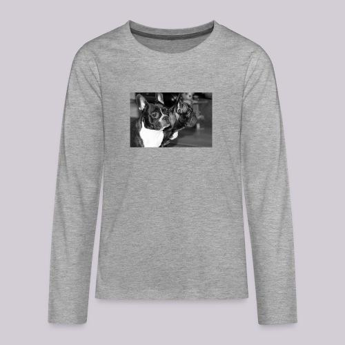 Frenchies - Teenagers' Premium Longsleeve Shirt