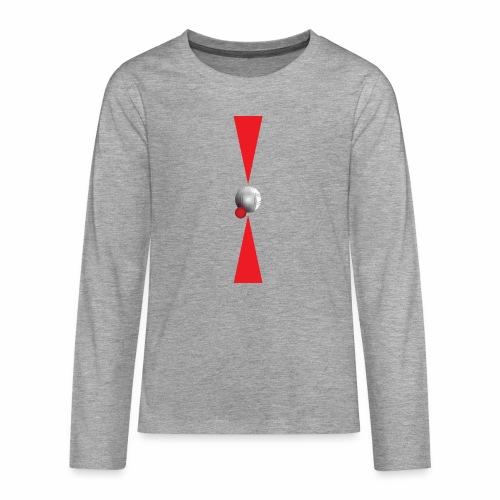 Petanque Minimalisme - T-shirt manches longues Premium Ado