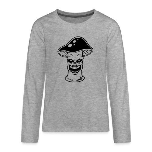 Happy Pilz - Teenager Premium Langarmshirt