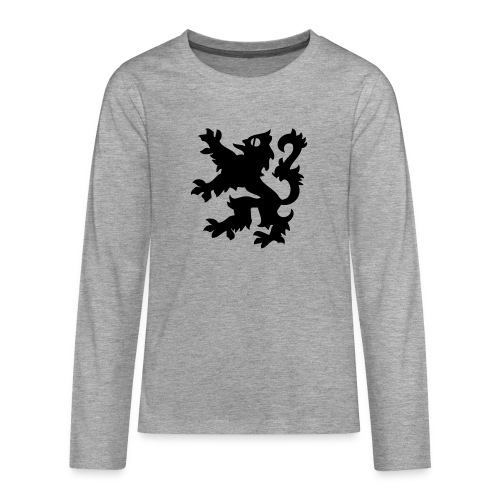 SDC men's briefs - Teenagers' Premium Longsleeve Shirt