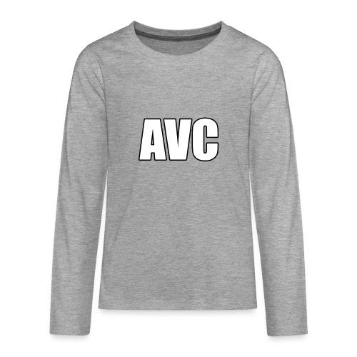 mer png - Teenager Premium shirt met lange mouwen