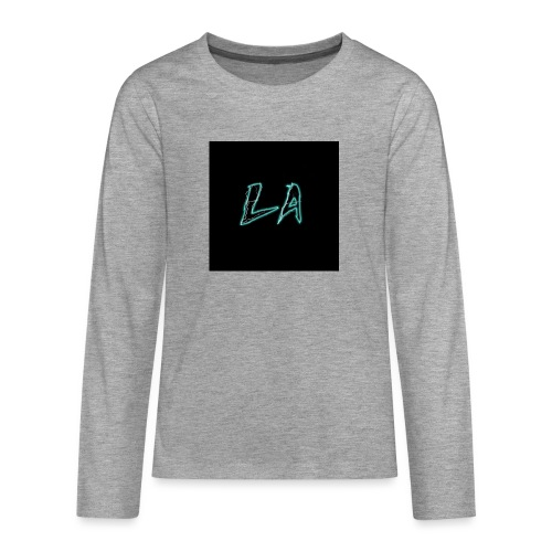 LA 2.P - Teenagers' Premium Longsleeve Shirt