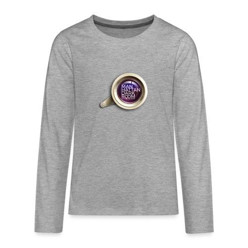 THE MANHATTAN DARKROOM OBJECTIF 2 - T-shirt manches longues Premium Ado