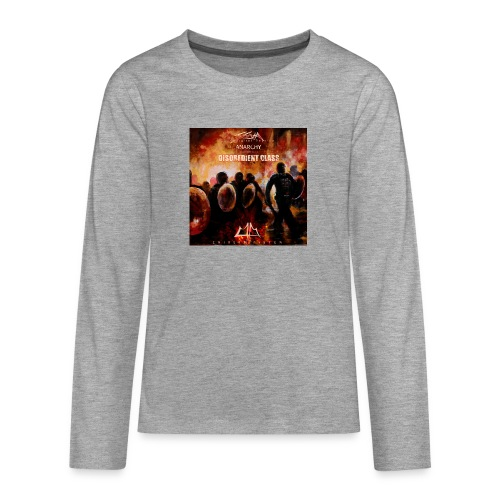 Crime1minister Anarchy3 Final EP - Långärmad premium T-shirt tonåring