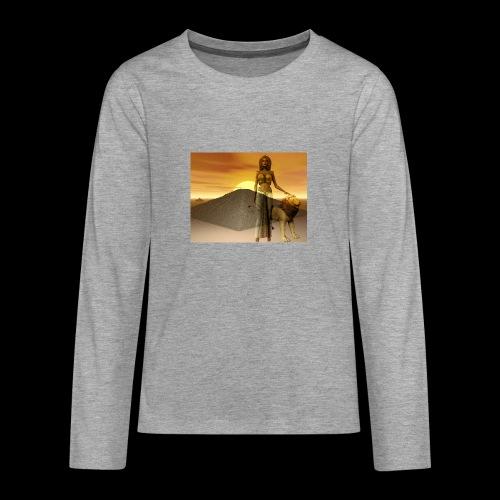 FANTASY 1 - Teenager Premium Langarmshirt