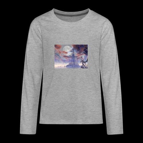 FANTASY 3 - Teenager Premium Langarmshirt