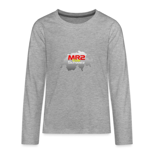Logo MR2 Club Logo - Teenager Premium Langarmshirt