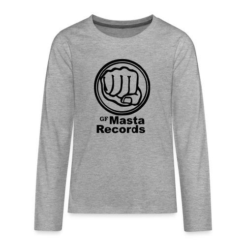 GFMRLOGO - Teenagers' Premium Longsleeve Shirt