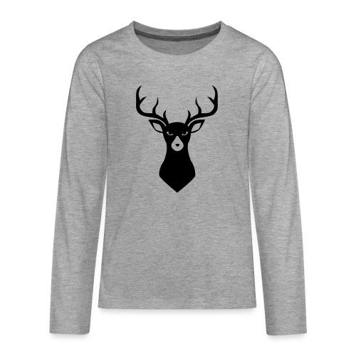 Caribou 9 - T-shirt manches longues Premium Ado