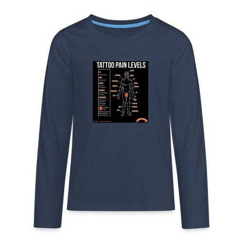 tatoo - T-shirt manches longues Premium Ado
