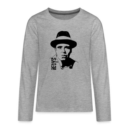 Joseph Beuys - Teenager Premium Langarmshirt