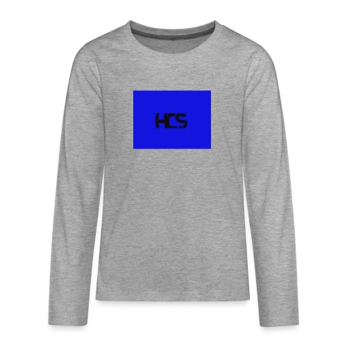 Untitled - Teenagers' Premium Longsleeve Shirt