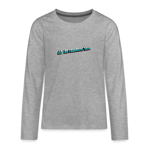 RGS - T-shirt manches longues Premium Ado