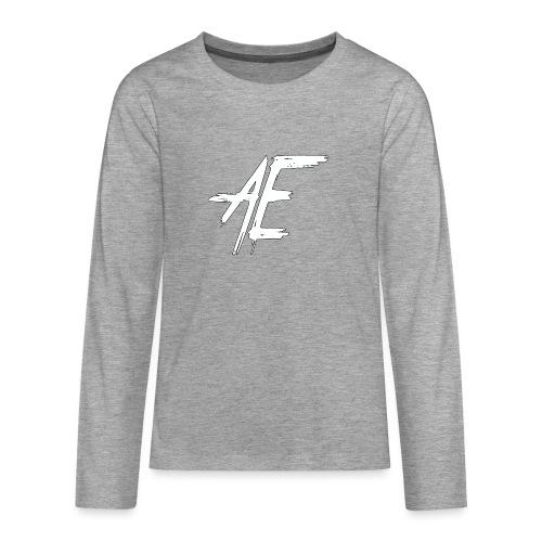 AsenovEren - Teenager Premium shirt met lange mouwen