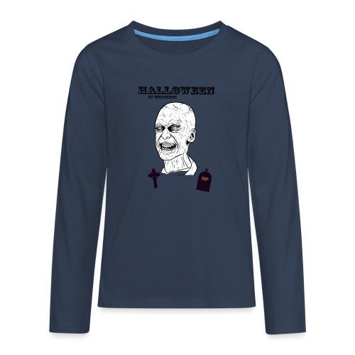 Haloween 2018 - T-shirt manches longues Premium Ado